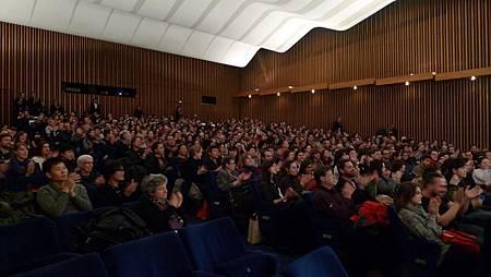 《10+10》柏林影展首映會 觀眾.JPG