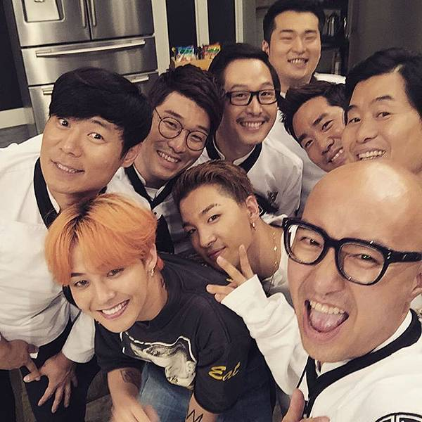 G-Dragon & Tae Yang - JTBC Please Take Care of My Refrigerator - 30aug2015 - tonyhong1004 - 01