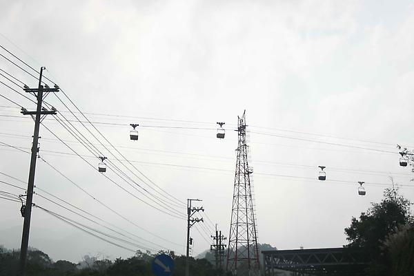 空中運輸用的纜車