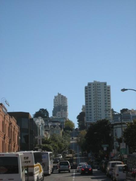 街道與Cable car