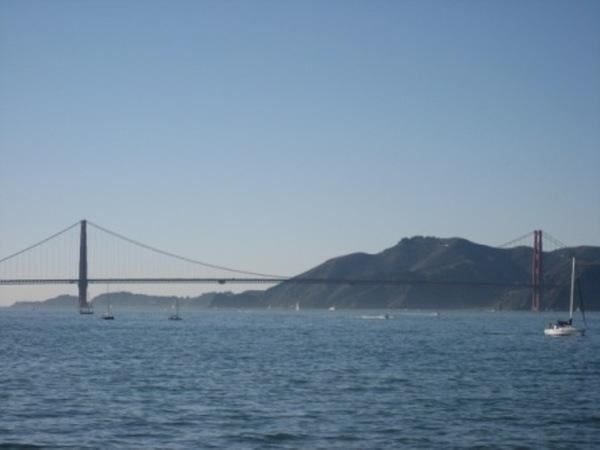 金門大橋全景