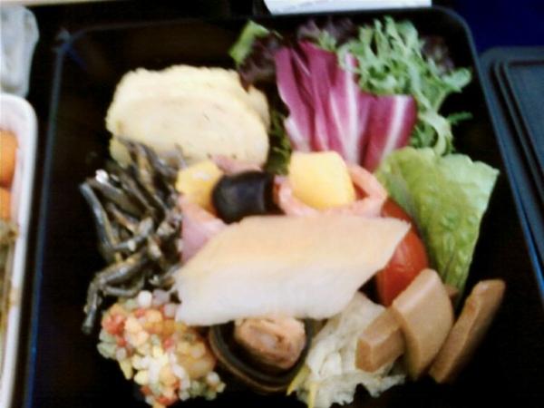 海鮮壽司沙拉