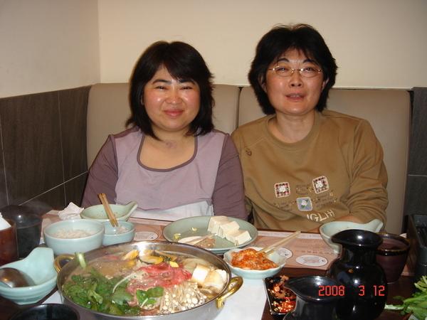 慈跟老姊--兩個都是肺臟移植病友