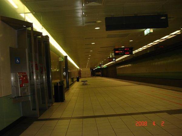 寂寞的車站