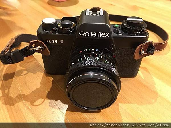 Rolleiflex SL35 E