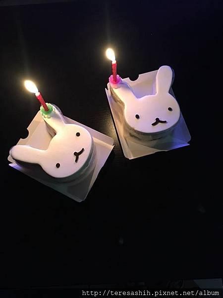 阿朗基小白兔蛋糕