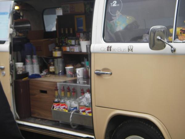 行動咖啡車