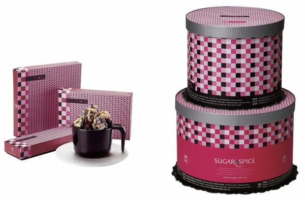 糖村蛋糕盒+巧克力盒