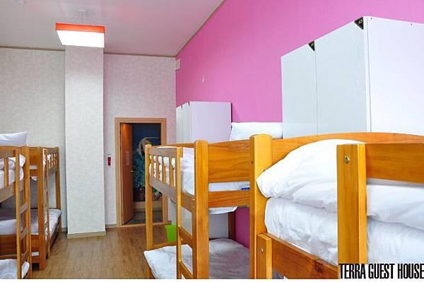 Terra Guest House 房間照片