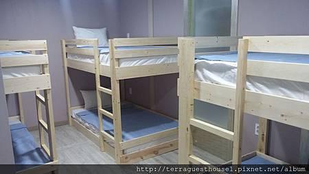 無海景一般6人宿舍