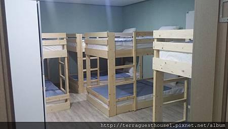 無海景一般8人宿舍