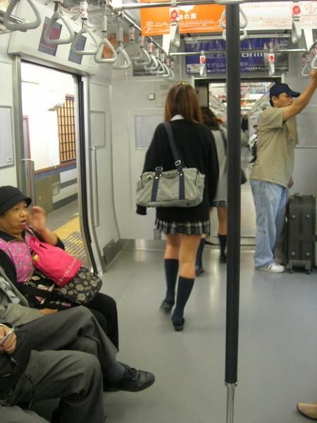 時尚代表的日本女高校生
