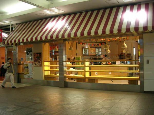 麵包店幾乎被搜刮光光