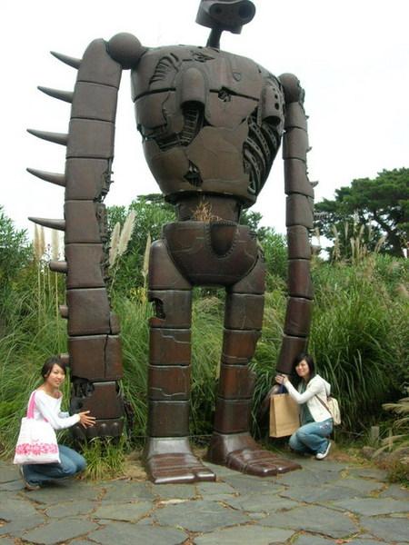 反正我是抱著日本人不認識我