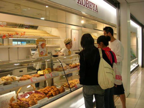 日本的麵包真的超好吃...吃過會念念不忘