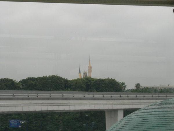 有沒有看到迪士尼的尖尖城堡