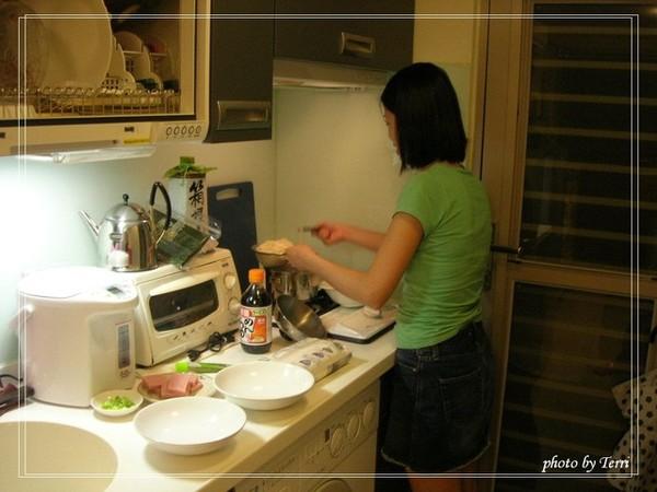 決定自己動手做日式涼麵