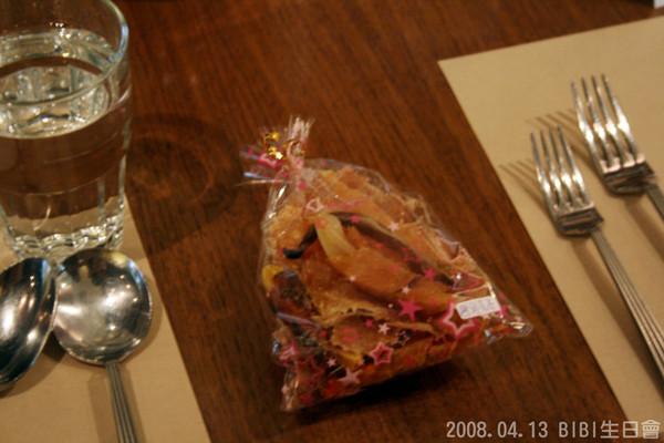 饅頭花菤麻送給大家的見面禮