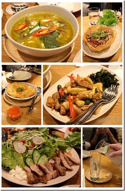 曼谷泰國菜