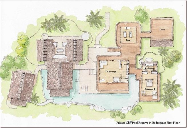 別墅平面圖一樓