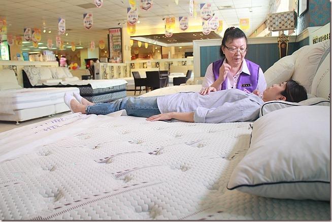 適合身體的床|推薦床墊