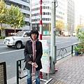 今天要去築地市場....五點多就起床....我好喜歡日本的早晨啊