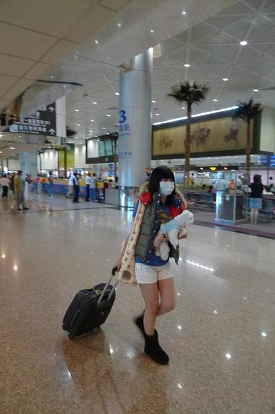 終於等到一起日本旅行的日子