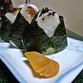 日本的飯糰好好吃