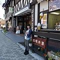 腳踏車騎一下就到舊輕井澤
