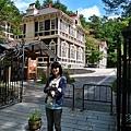 百年歷史的三笠飯店