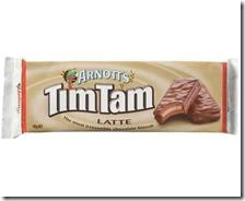 Tim Tam Latte