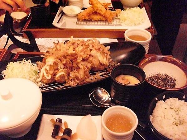 東海日式炸豬排