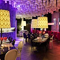Colorful-Restaurant-Interior-Design-Ideas-Applied-in-Barcelo-Raval-Hotel-Design-with-Unique-Ceiling-Unit-in-White.jpg