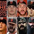 Brian Wilson 鬍子進化史