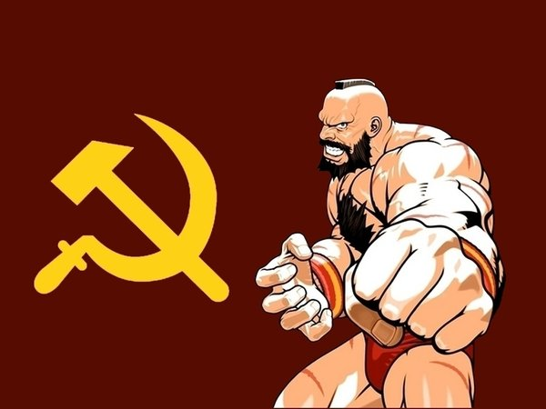 俄羅斯的紅色旋風
