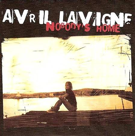 Avril Lavigne - Nobody's Home 1.jpeg