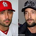 Matt Carpenter 和 Adrien Brody
