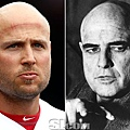 Matt Holliday 和 Marlon Brando