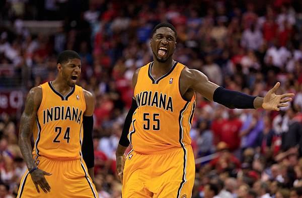Roy Hibbert, Paul George.jpg