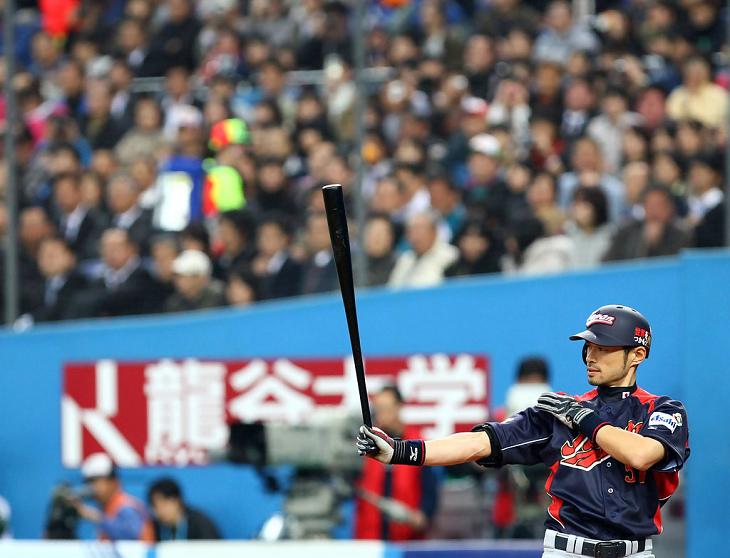 Ichiro+Suzuki+Japan+v+Australia+Baseball+Exhibition+g3N9TykBQ3Lx.jpg