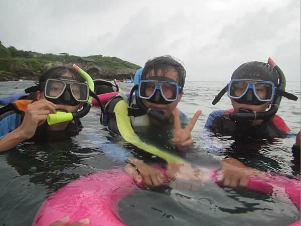 小琉球浮潛004A