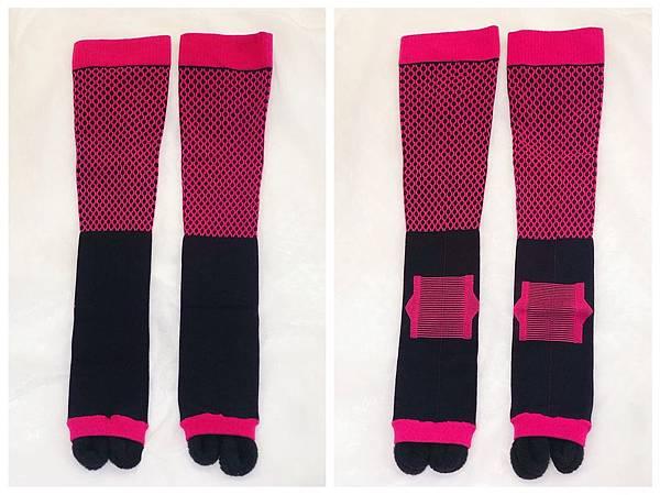 LUNABUTIY夜寢孅腿鑽型正盤襪