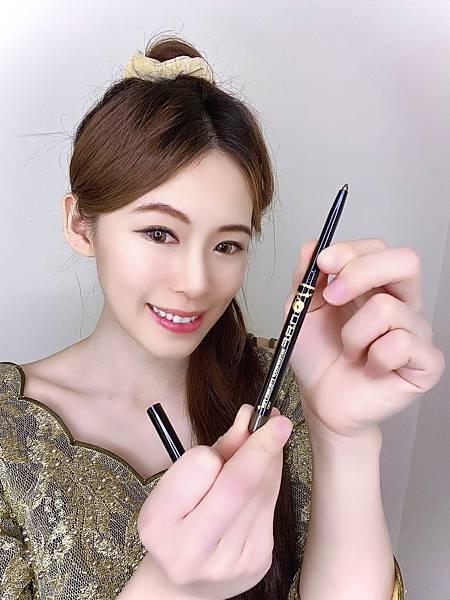 棕色眼線筆