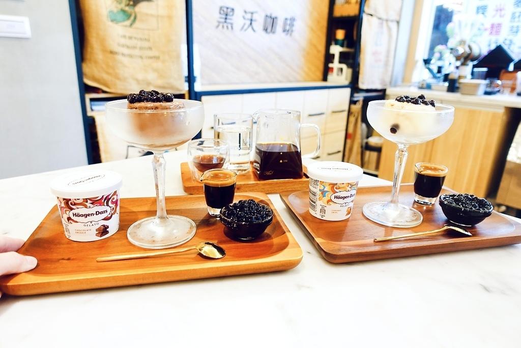 台中黑沃咖啡