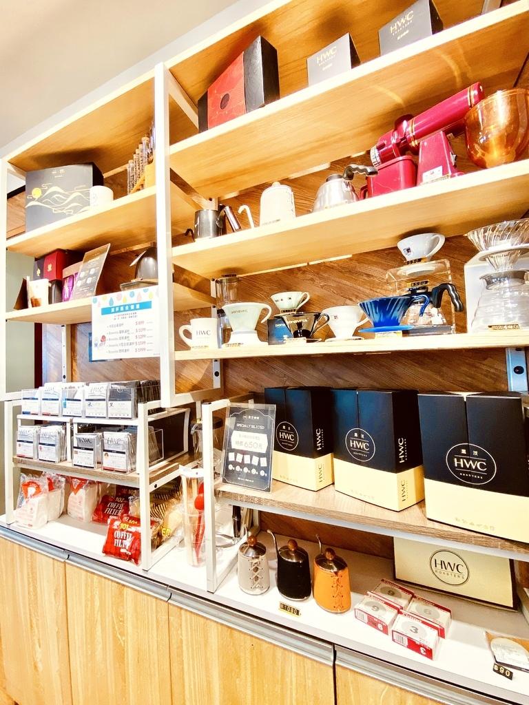 黑沃咖啡學士店