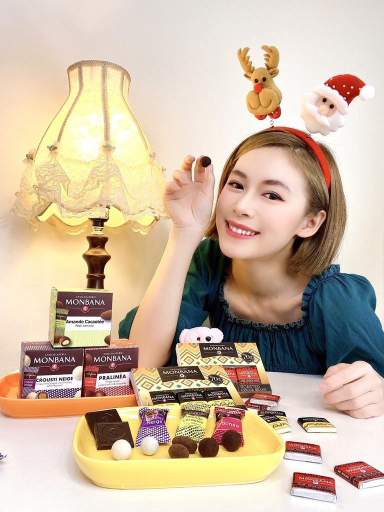 MONBANA黑巧克力