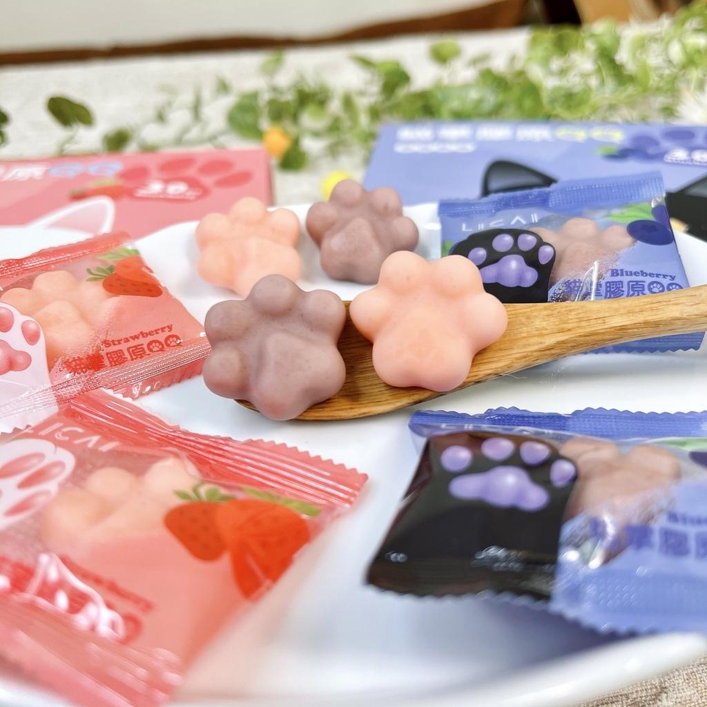 貓掌膠原蛋白軟糖