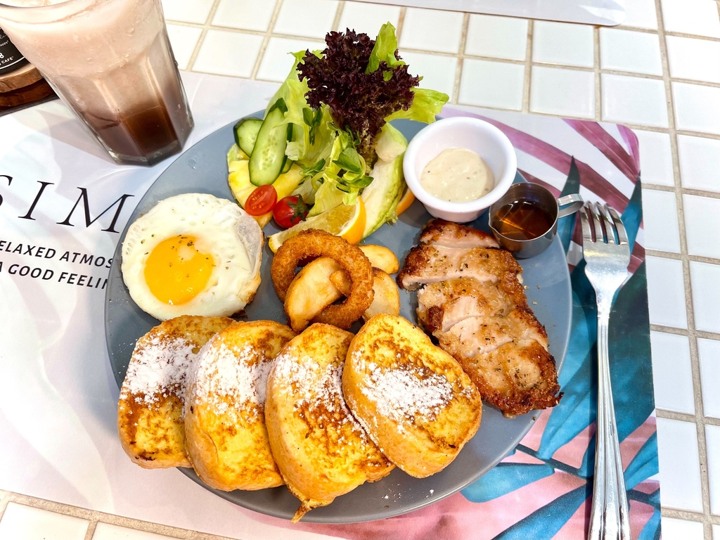台中早午餐