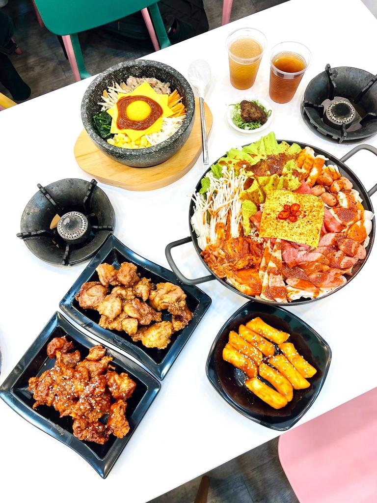 台中韓式炸雞
