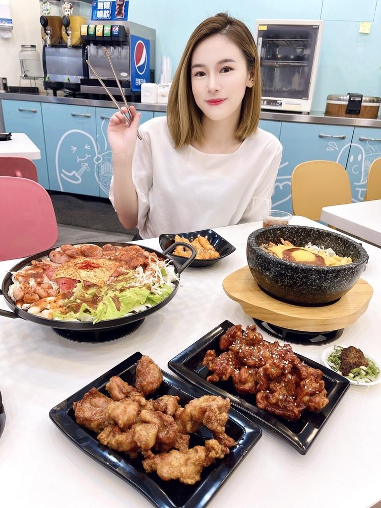 台中韓國美食